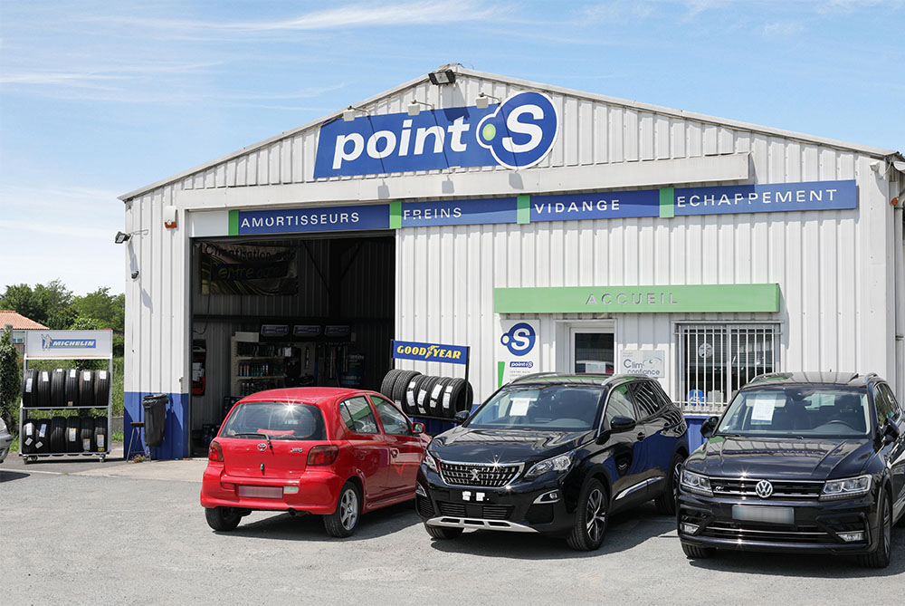 Point S – Centre Auto Loustaunau à Ambarès-et-Lagrave (33)